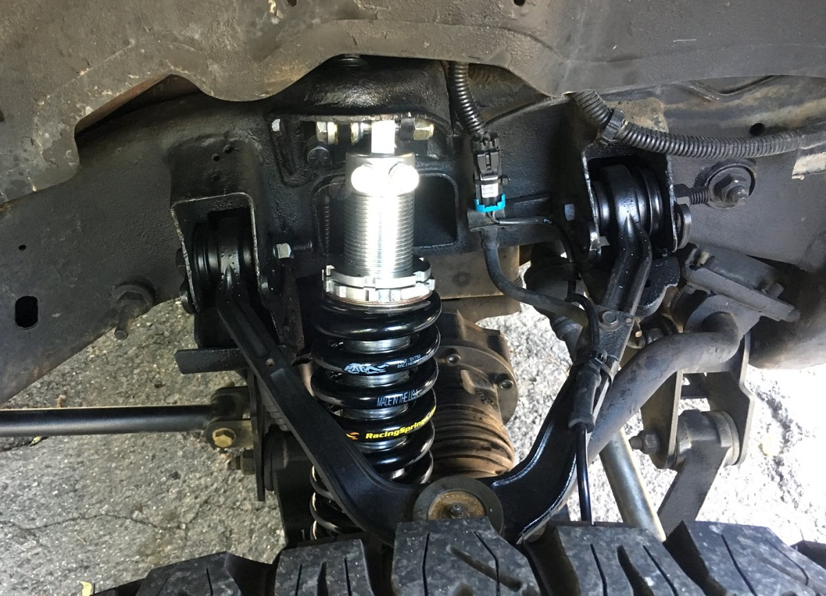 Avyliftedcoilovers on 1999 Ford Ranger 3 0 Motor Pictures