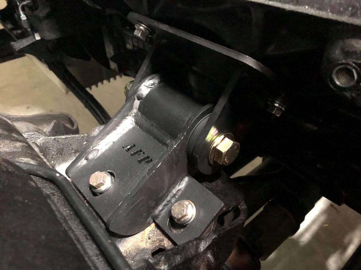 99-06 GMT800 POLY Motor Mounts - Atomic F&P